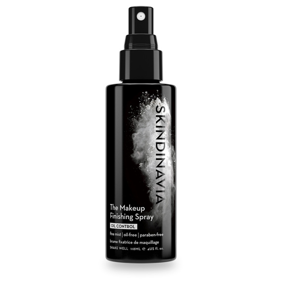 The Makeup Setting Spray   Oil Control